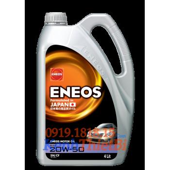 Dầu Ô Tô Eneos SN/CF 20W50